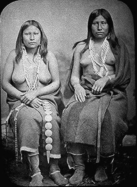 toppløs-indianer-lite