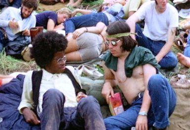 ...enn her. (Woodstock-festivalen. Ill: Wikipedia/Derek Redmond og Paul Campbeller. CC BY-SA 3.0 )