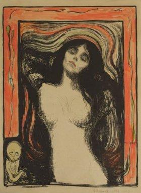 edvard_munch_-_madonna_1895-1896-_lithograph