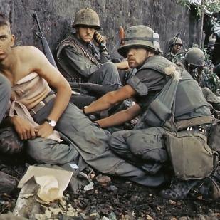 Vietnamkrigen. Foto fra Pixabay/Public Domain